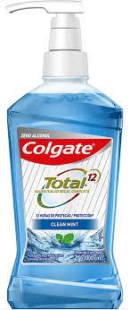 Enxaguante bucal Colgate Plax 2 Litros Clean Mint