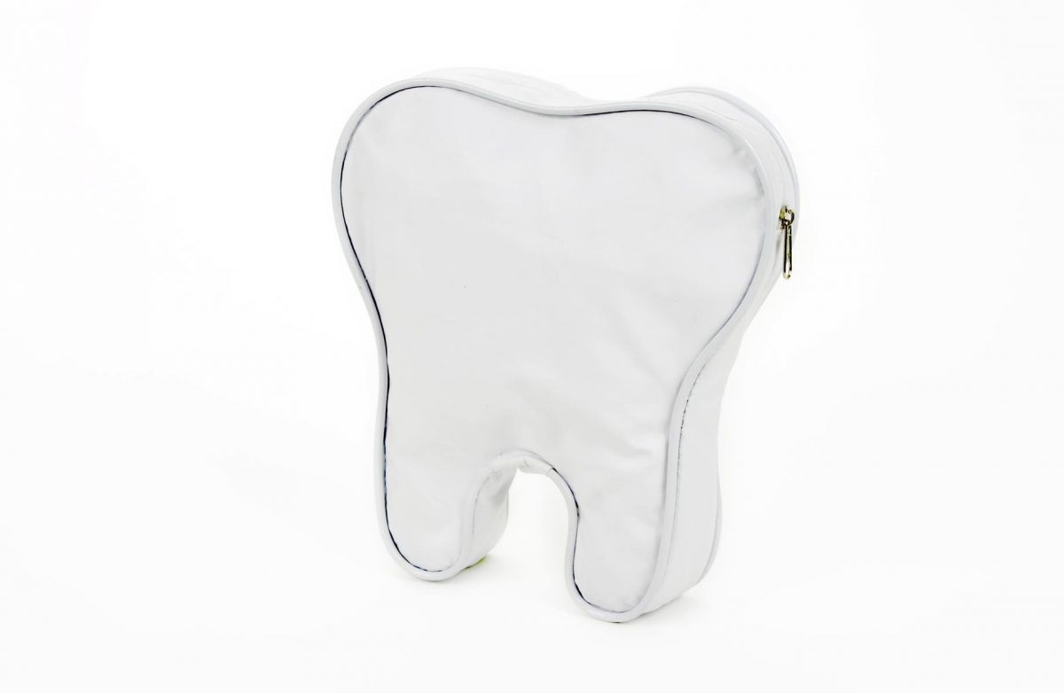 Nécessaire Dentão - Personalizada (LOGO 1 COR)